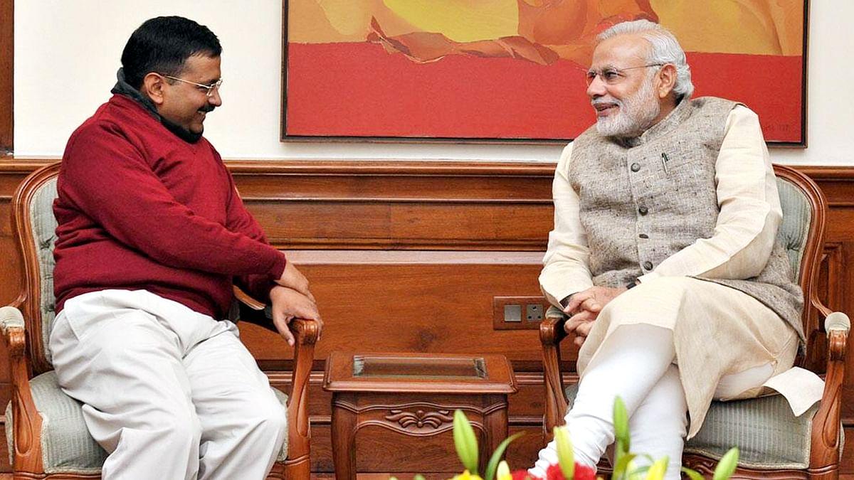 देश के PM को दिल्ली के CM का न्योता