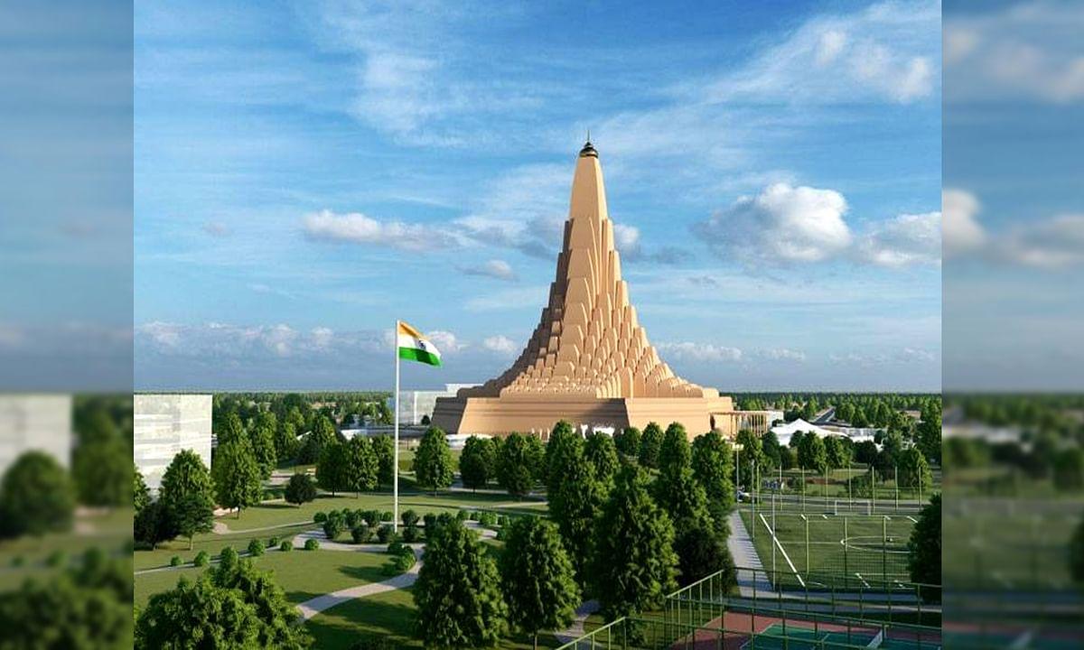 गुजरात में 800 करोड़ की लागत में बनेगा दुनिया का सबसे बड़ा मंदिर