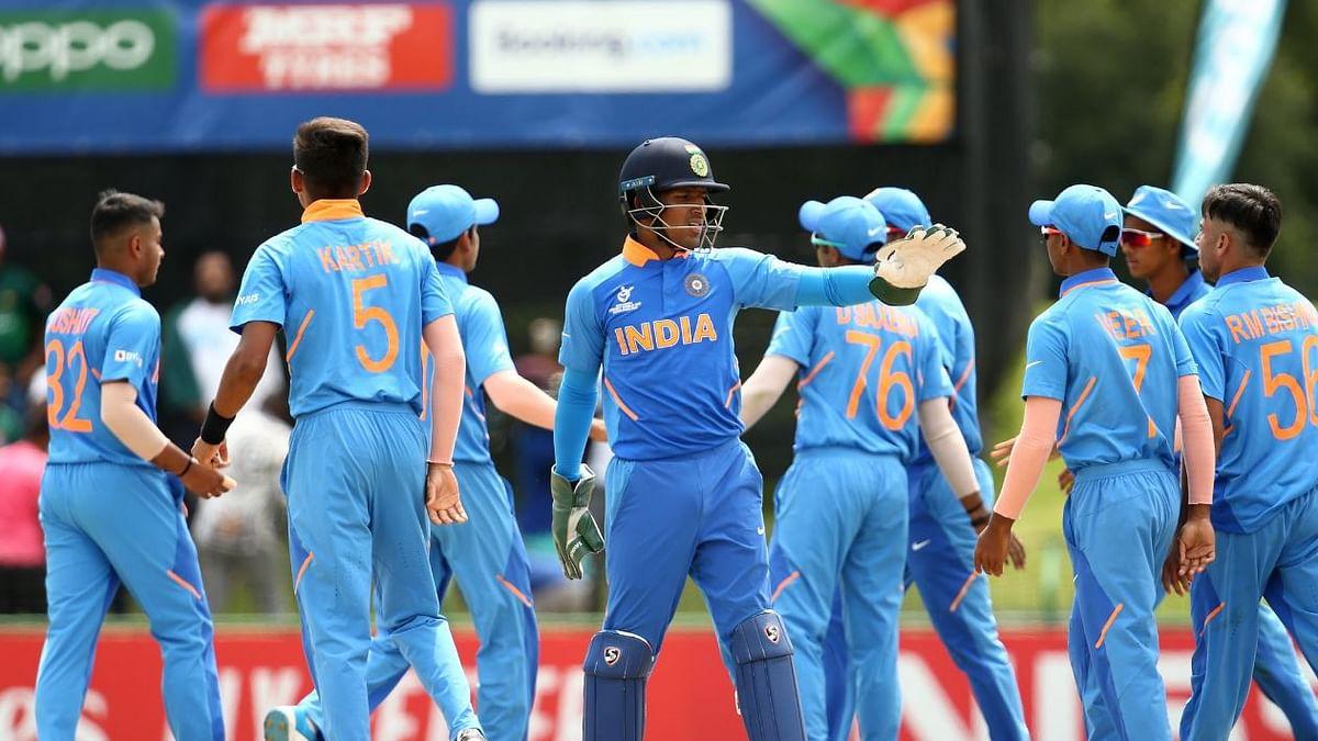 U19 World Cup INDVsPAK: फाइनल की दौड़ में भारत आगे