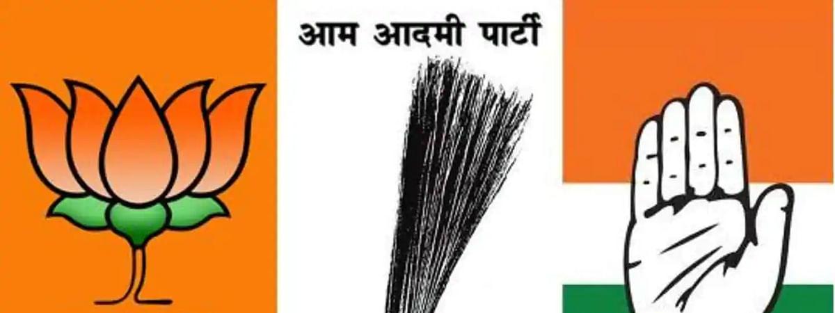 दिल्ली विधानसभा चुनाव : पंजे और कमल पर क्यों भारी पड़ा झाड़ू