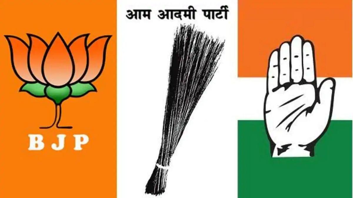 दिल्ली विधानसभा चुनाव : पंजे और कमल पर क्यों भारी पड़ी झाड़ू
