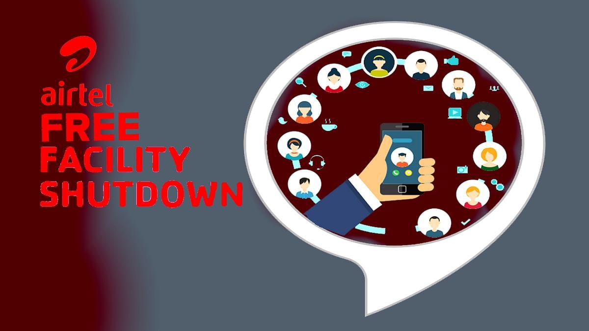 Airtel will shut down free features