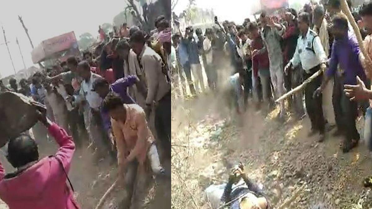 क्रूरता की हदें पार, 500 की भीड़ ने 6 युवकों को बनाया शिकार