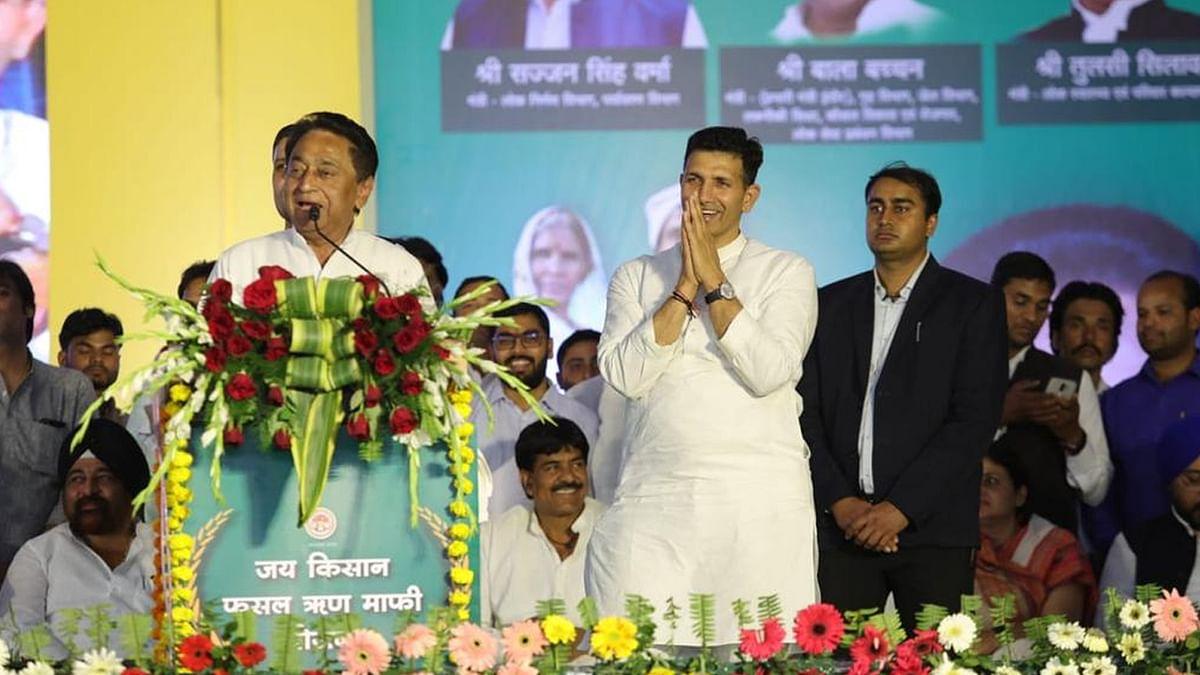 विकास की लड़ाई में CM ने की तारीफ मंत्री ने जताया आभार