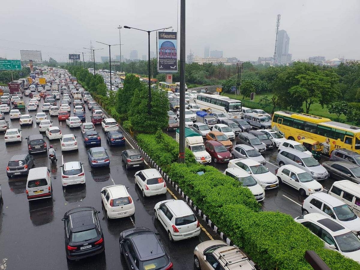 दिल्ली : शहीन बाग का रास्ता खुला