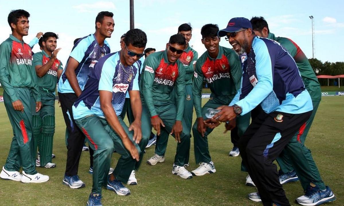 U-19 World Cup: पहली दफा बांग्लादेश फाइनल में, भारत से होगी टक्कर