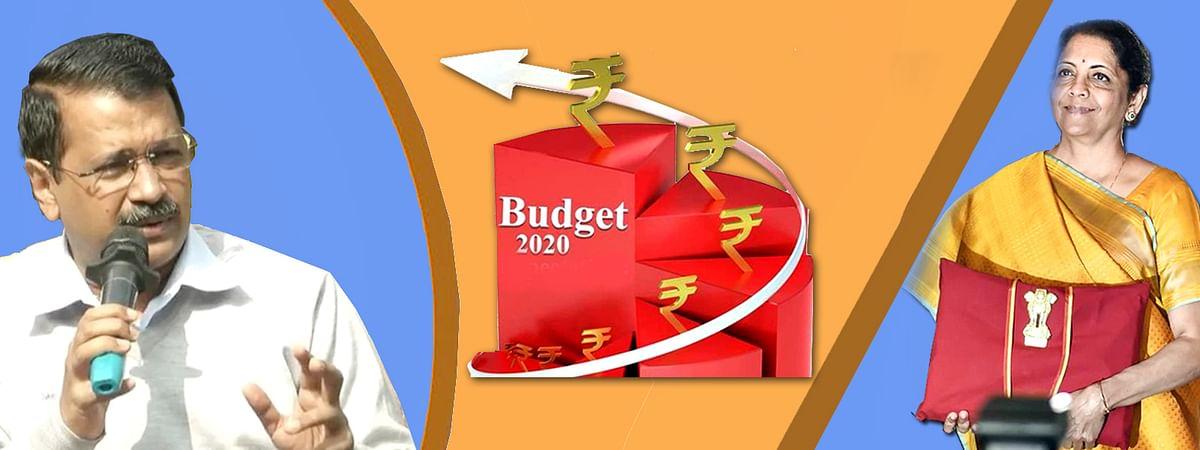 Arvind Kejriwal Reaction on Budget 2020