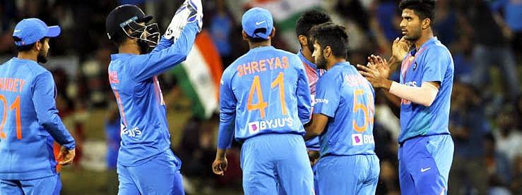 भारत ने न्यूजीलैंड में रचा इतिहास