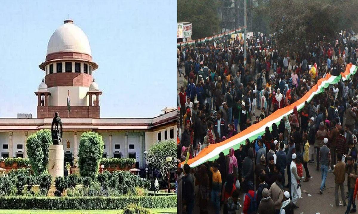 शाहीन बाग प्रदर्शन पर कोर्ट सख्त, दिल्ली सरकार को नोटिस