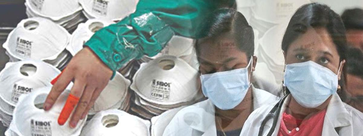 कोरोना वायरस के चलते भारत ने सभी तरह के मास्क निर्यात पर लगाया बैन