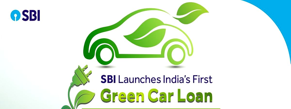 SBI Green Car Loan For Electric Vehicles