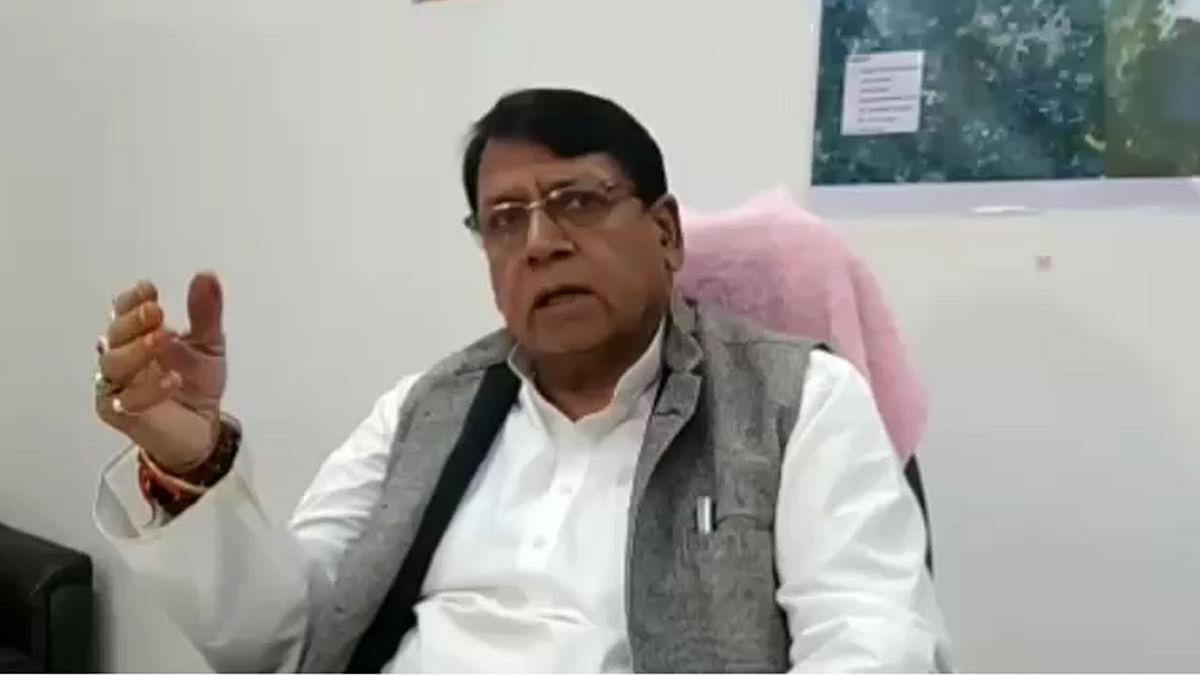 मंहगाई के साथ अन्य मुद्दों पर पी.सी.शर्मा का बयान