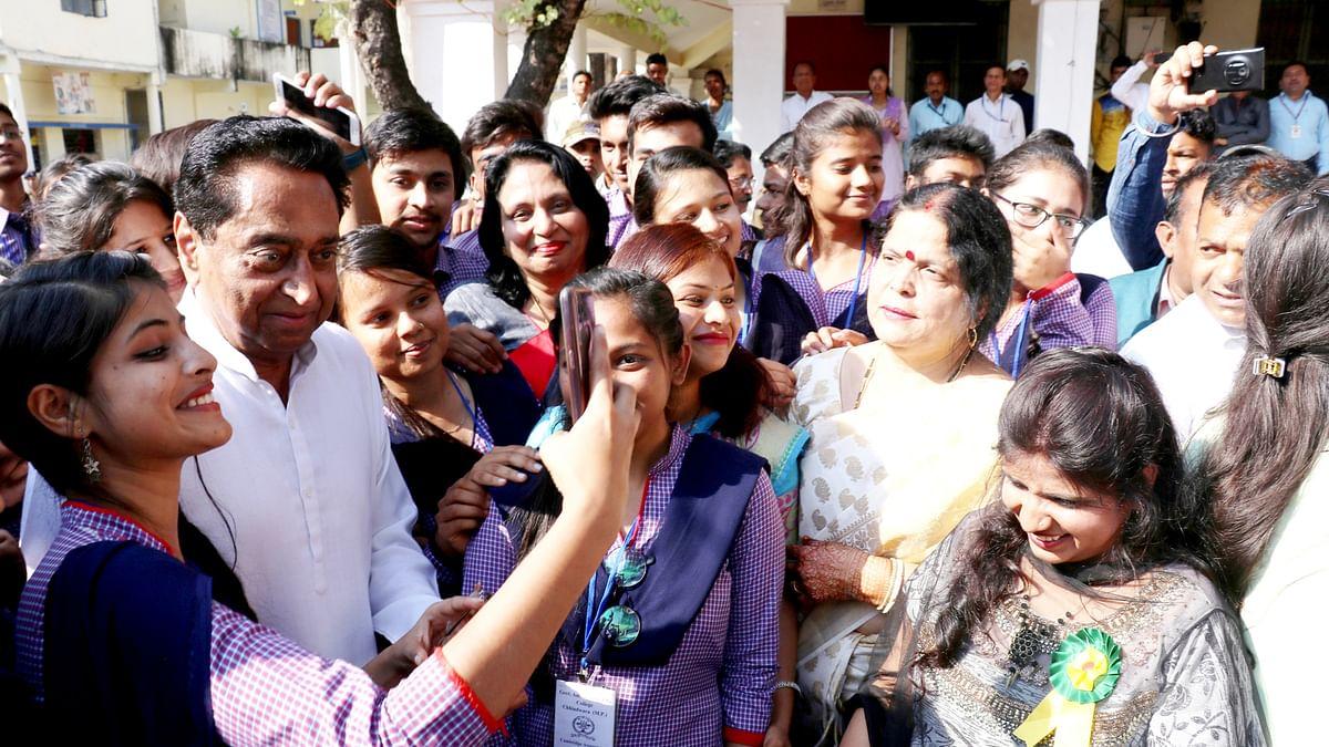 युवाओं को रोजगार के अवसर उपलब्ध कराना सबसे बड़ी आवश्यकता : कमल नाथ