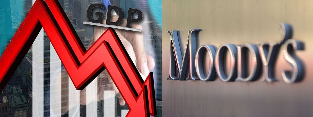 Moody's Reduced GDP Growth Figures