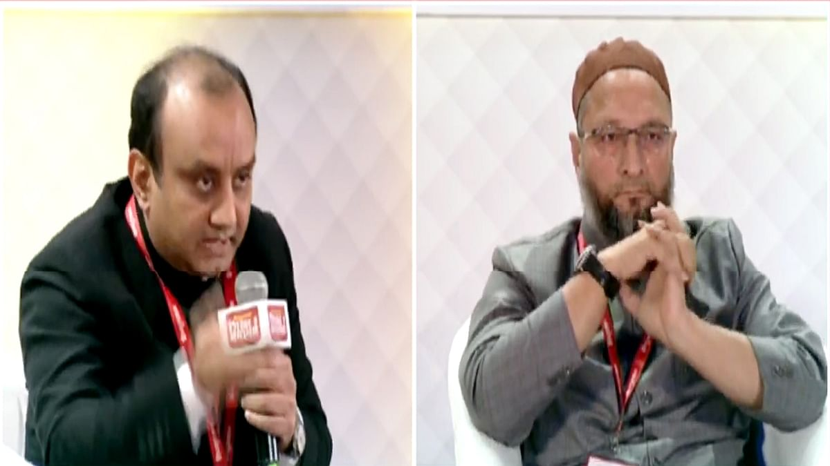 नागरिकता मुद्दे पर ओवैसी-सुधांशु की शायराना अंदाज में नोकझोंक