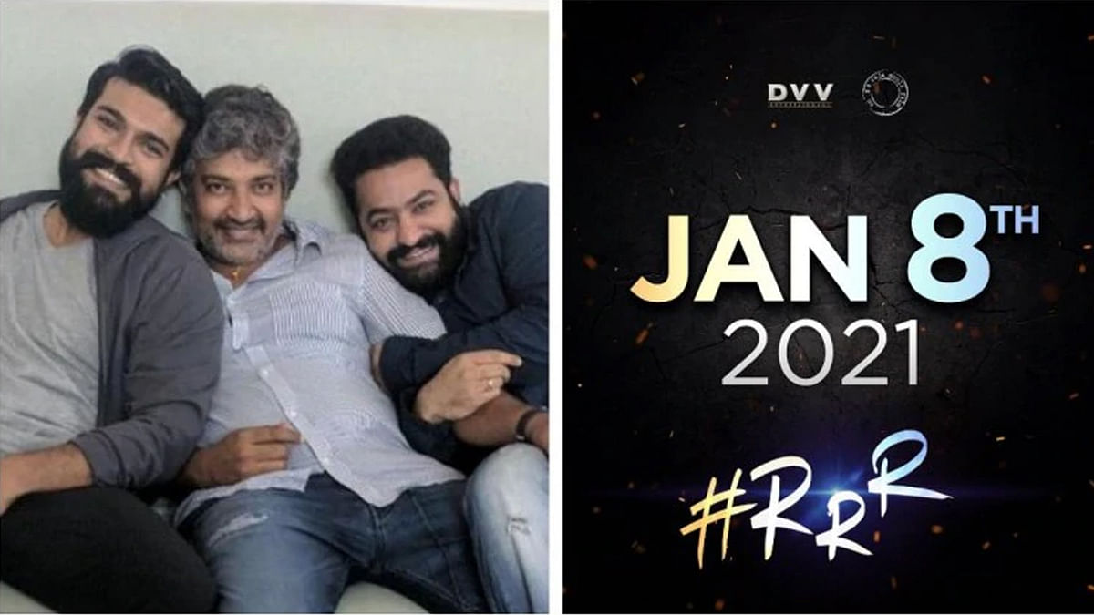 अगले साल रिलीज होगी राजामौली की फिल्म RRR