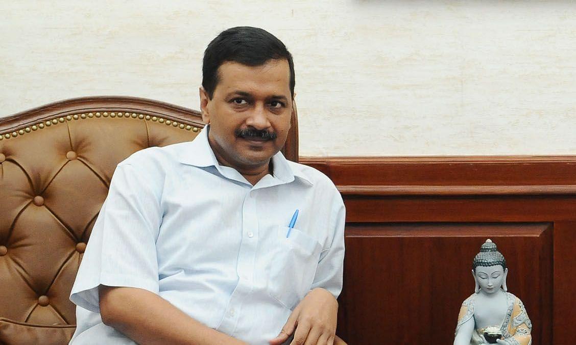 दिल्ली : रविवार को अरविंद केजरीवाल लेंगे  मुख्यमंत्री पद की शपथ