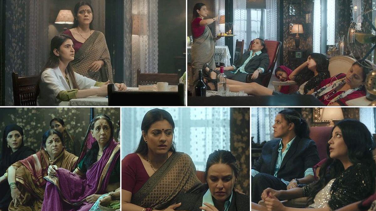 वेडिंग एनिवर्सरी पर रिलीज हुआ काजोल की शॉर्ट फिल्म Devi का ट्रेलर