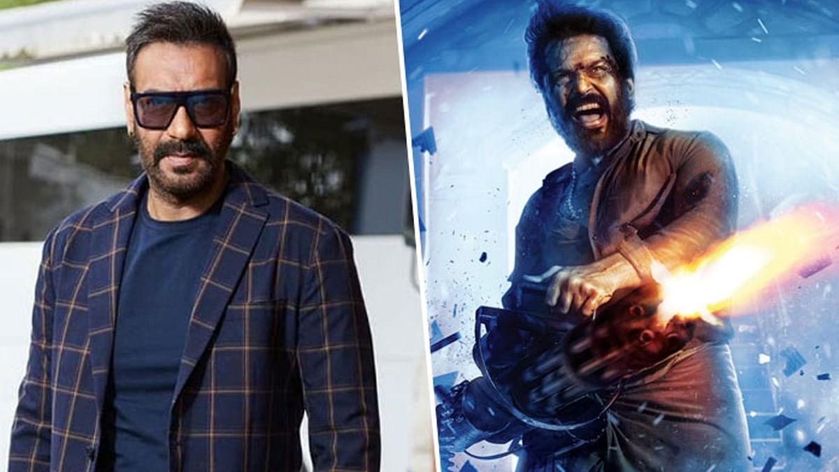 Confirmed! फिल्म 'कैथी' के हिंदी रीमेक में नजर आएंगे अजय देवगन
