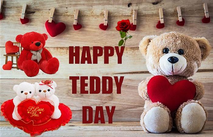 Happy Teddy Day