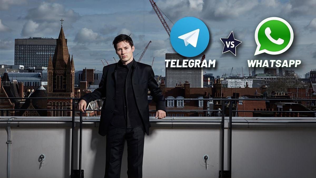 Telegram के CEO ने दी WhatsApp को लेकर तीखी प्रतिक्रिया
