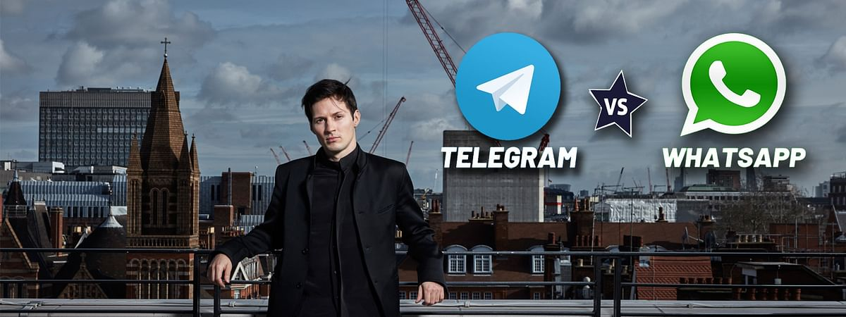 Telegram CEO Pavel Durav Described WhatsApp