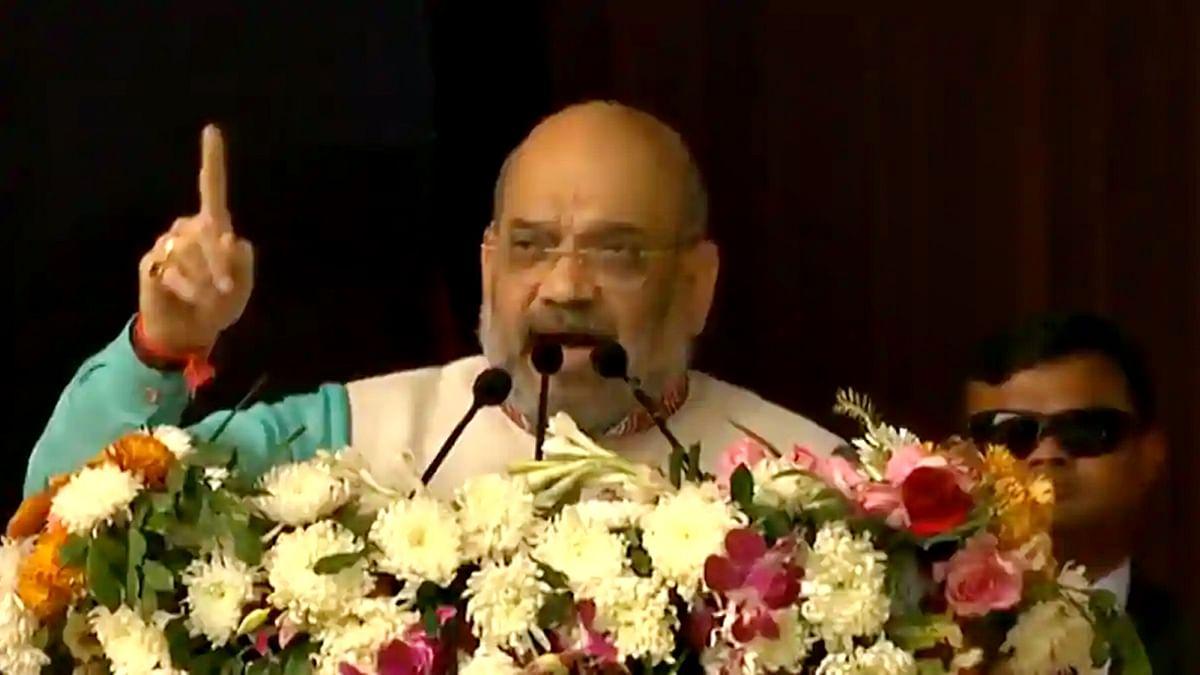 अरुणाचल दिवस समारोह : गृहमंत्री शाह का 'धारा-371' पर बड़ा बयान