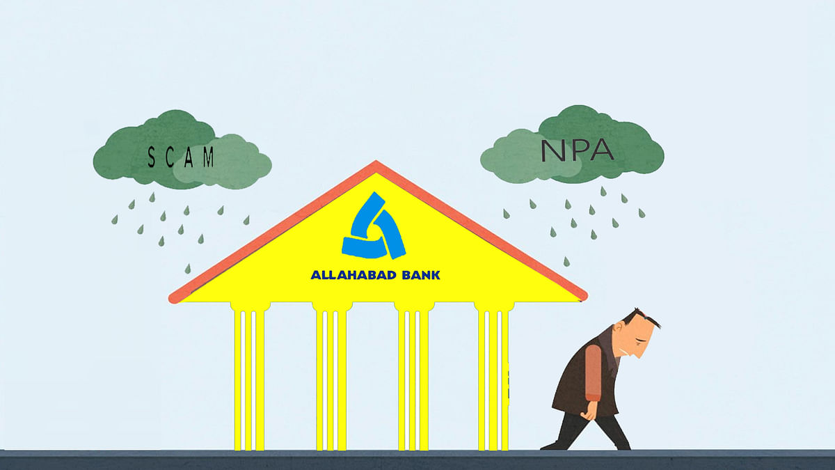 Allahabad Bank NPA Increasing