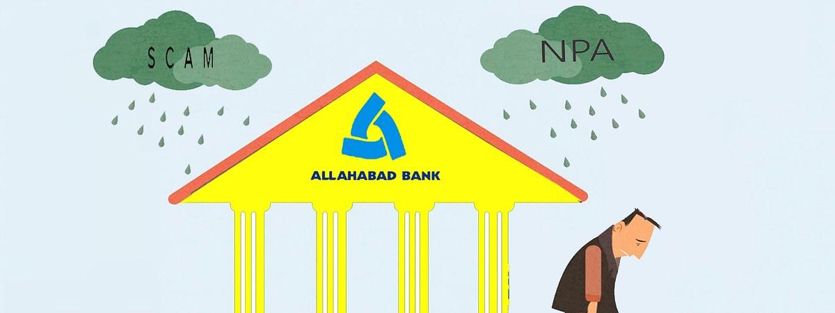 Allahabad Bank NPA Increasing