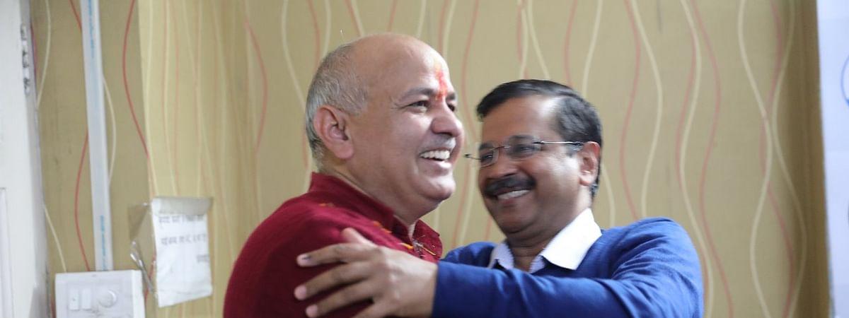 दिल्ली : क्या दिल्ली के उपमुख्यमंत्री बनेंगे मनीष सिसोदिया ?