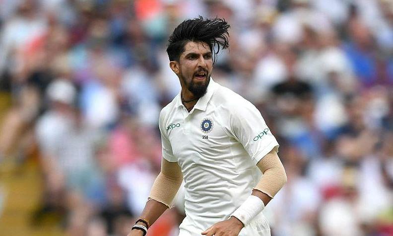 भारतीय टीम को झटका, इशांत शर्मा चोट के चलते दूसरे टेस्ट से बाहर