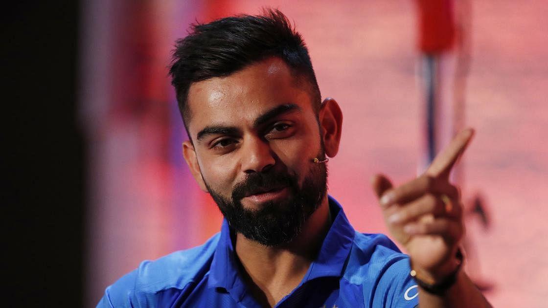 'भारतीय सेलिब्रिटी ब्रैंड वैल्यू' में भी रिकॉर्ड तोड़ रहे विराट कोहली