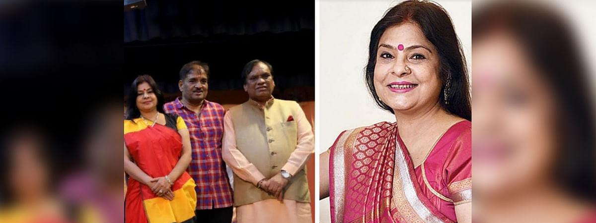मालिनी ने द ग्रेट मोंक स्वामी विवेकानंद का टाइटल सांग किया रिकॉर्ड