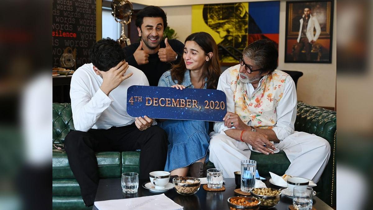 'ब्रह्मास्त्र' की रिलीज डेट की घोषणा, इस दिन रिलीज होगी फिल्म