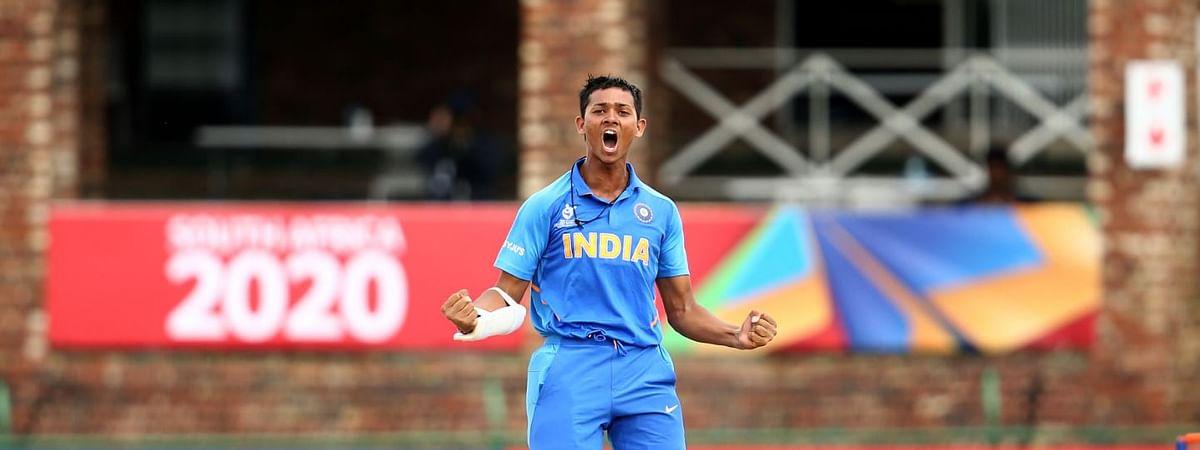 U19 World Cup INDVsPAK: भारत का एकतरफा प्रदर्शन-फाइनल में जगह बनाई