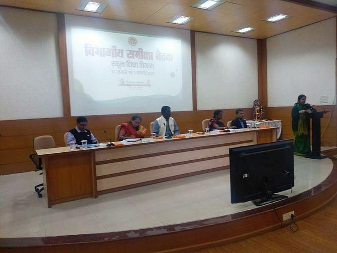 स्कूल शिक्षा मंत्री डॉ. प्रभुराम चौधरी का बयान