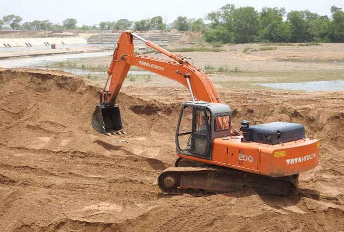 MP : रेत निविदा से सरकार को मिला 1330 करोड़ का ऑफर