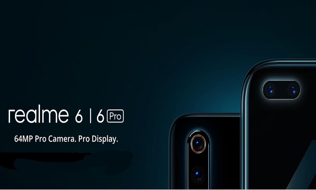Realme ने बताई अपने 6th सीरीज स्मार्टफोन की लांचिंग की तारीख