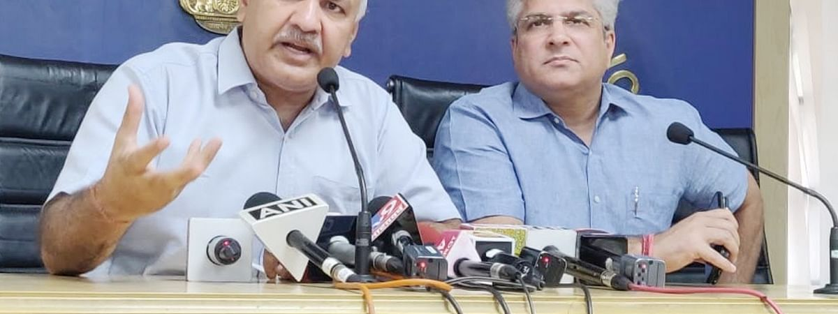Manish Sisodia Press Conference