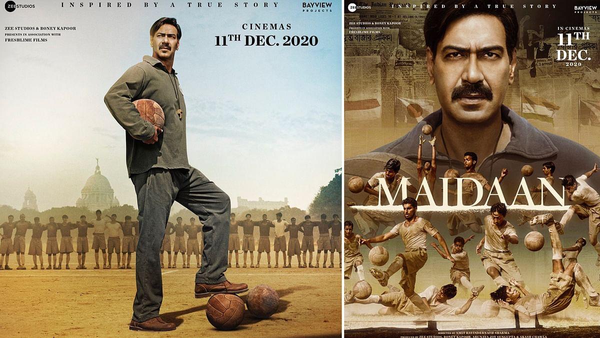 नवम्बर में नहीं अब इस दिन रिलीज होगी अजय की फिल्म, नए पोस्टर जारी