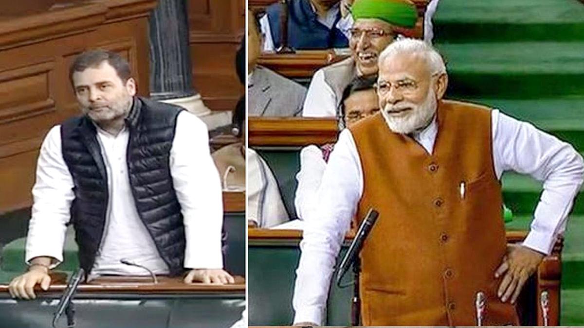 राहुल पर PM का मजाकिया वार-बहुत सी ट्यूबलाइट्स ऐसी ही होती हैं