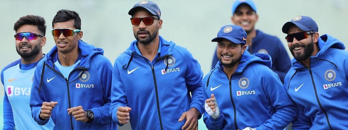 भारतीय क्रिकेट टीम को मिले घर से अभ्यास करने के निर्देश