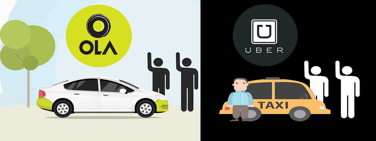 Ola-Uber closed Some Service