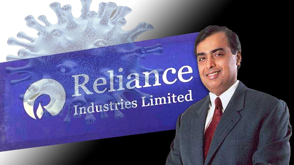 तिमाही आंकड़े जारी होने से पहले RIL के शेयरों में दर्ज की गई गिरावट