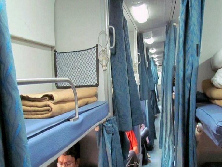 भारतीय रेलवे पर कोरोना वायरस का असर, यात्रा में नहीं मिलेंगे कंबल