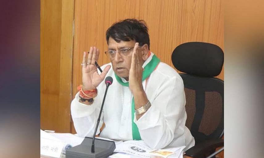 पूर्व मंत्री पीसी शर्मा ने नवरात्रि की सभी को दी शुभकामनाएं