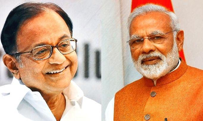 PM ने दिया ब्लैंक पेपर-अब वित्त मंत्री के ऐलान पर हमारी नजर: चिदंबरम