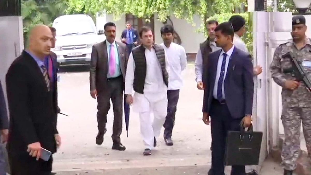 दिल्ली: शांति बहाली के बाद हिंसाग्रस्त इलाकों के दौरे पर राहुल