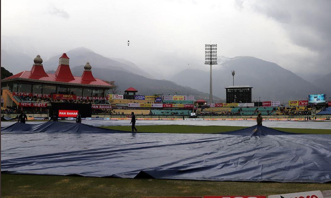 INDvSA: पहले वनडे पर छाए काले बादल, शाम को हो सकता है T20 मैच