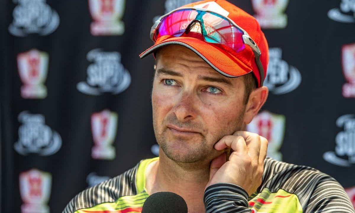 अफ्रीकी क्रिकेट कोच मार्क बाउचर ने कोरोना से बचने का दिया सुझाव